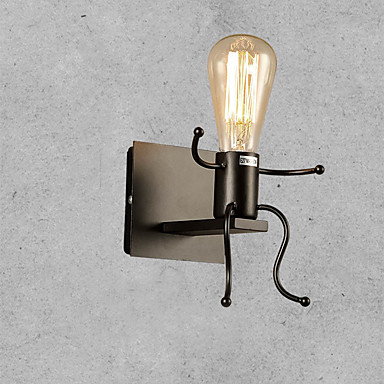 Rustikal/ Ländlich Wandlampen Für Metall Wandleuchte 220v 110V 110-120V 220-240V 60W