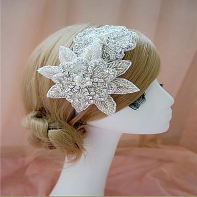 Satin Stirnbänder 1 Hochzeit Besondere Anlässe Kopfschmuck