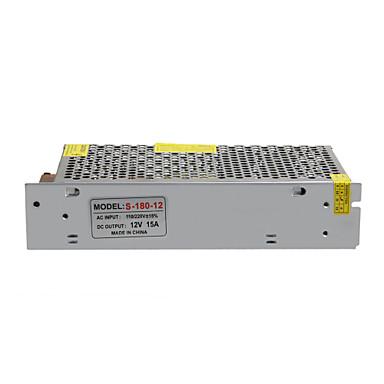 3d yazıcı için güç kaynağı anahtarlama girişi 115V /1.5a 230V / 0.75a çıkış DC12V / 0-15a ac / dc geeetech