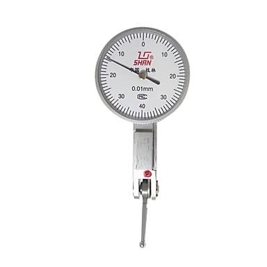 Hebel 0-0.12mm Genauigkeit Messuhr 0,001 Mikrometer-Anzeige