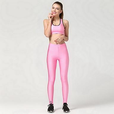 Femme Course / Running Ensemble de Vêtements/Tenus Compression Anti-transpiration Vêtements de sport Course/Running