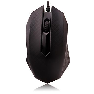 Mit Kabel Büro-Maus 3 USB-Anschluss angetrieben