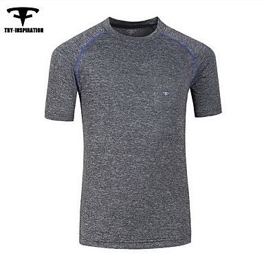 Homme Course / Running Hauts/Tops Compression Vêtements de sport Course/Running