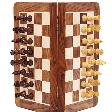 hesapli Oyuncaklar ve Oyunlar-Masa Oyunları Satranç Oyunu profesyonel Seviye Mini Portatif Çocuklar için Yetişkin Genç Erkek Genç Kız Oyuncaklar Hediye / Manyetik