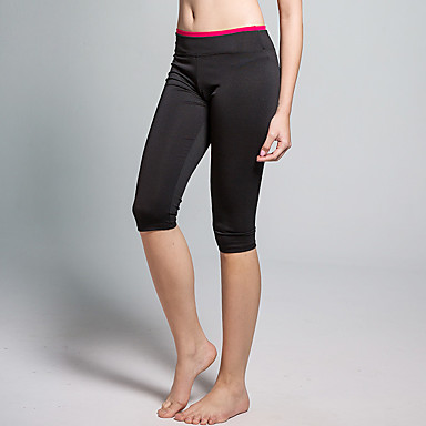 Yoga-Hose Atmungsaktiv Schweißableitend Normal Dehnbar Sportbekleidung Damen CONNY Yoga Klettern Übung & Fitness Rennsport Freizeit Sport
