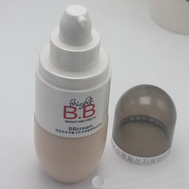 1 Base Secos Liquido Gloss  Translúcido Cobertura Peles com Manchas Respirável Rosto Natural China