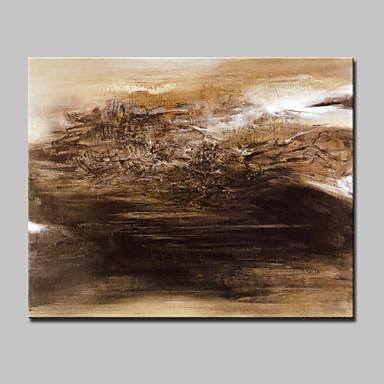 grandes pintados à mão abstrato da fantasia moderna pintura a óleo sobre tela, um painel com moldura pronto para pendurar