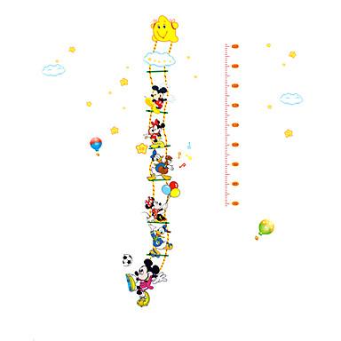 Tiere / Cartoon Design / Stillleben / Mode / Freizeit Wand-Sticker Flugzeug-Wand Sticker,PVC 70*50*0.1