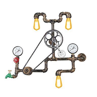 Moderne / Nutidig Væglamper Metal Væglys 220 V / 110 V 60 W / E26 / E27