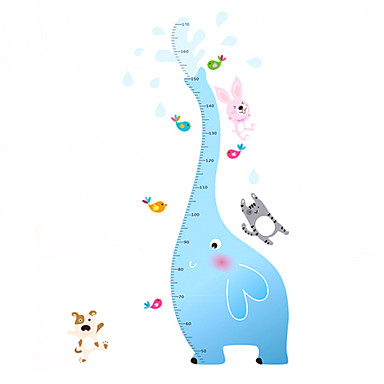 Tiere / Cartoon Design / Stillleben / Mode / Freizeit Wand-Sticker Flugzeug-Wand Sticker,PVC 90*60*0.1