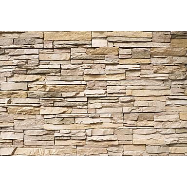 moderno efeito de couro shinny o grande papel de parede arte mural tijolo 3d papel de parede decoração da parede