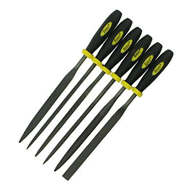 rewin® billes d'outil en acier portant des fichiers assortis réglés avec 6 fonctions taille: φ5mm * 180mm