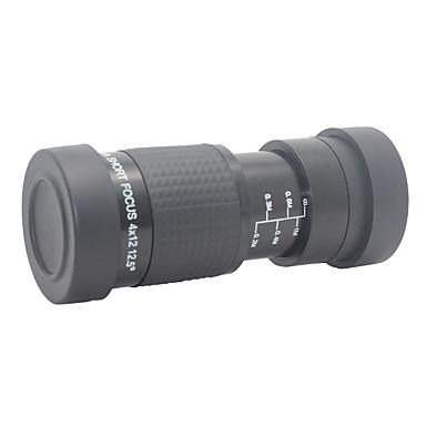 NO 8x 12 mm Monoculaire BAK4 Générique / Télescope / Vision nocturne 15° 12mm Mise au point Centrale Multi-traitéesUtilisation Générale /