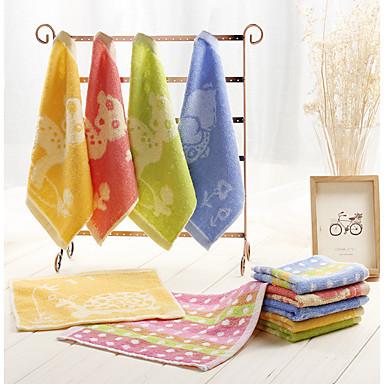 VaskehåndklæMønstret Høy kvalitet 100% Bomull Håndkle