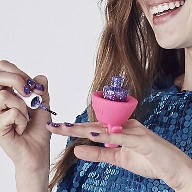 1pç Ferramenta de Nail Art arte de unha Manicure e pedicure Silicone Clássico Diário