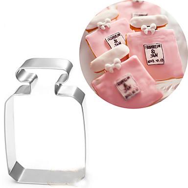 Bolachas de perfume em forma de biscoito bolacha de cortador de bolachas de aço inoxidável fundas de bolo de decoração ferramentas