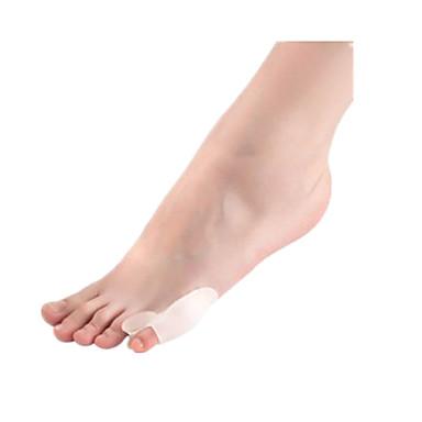 לכל הגוף כף רגל תומך מפרידי בוהן & פיקת Pad עיסוי שיאצו מתקן יציבה דינמיקה מתכווננת סיליקוןריצה