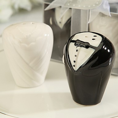 Cerâmica Artigos para Bebida / Decoração de Casa / Bricolage Noiva / Noivo / Dama de Honor Casamento / Aniversário / Recém-Nascido -