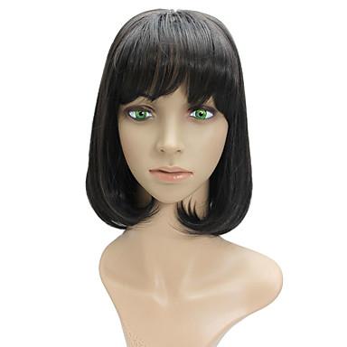 courte perruque de cheveux chaud, vous les cheveux courts de mode réaliste, légèrement recroquevillé