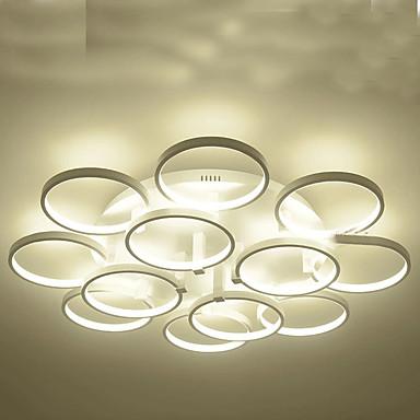 Montagem do Fluxo Luz Descendente - LED, 110-120V / 220-240V Lâmpada Incluída / 20-30㎡ / Led Integrado