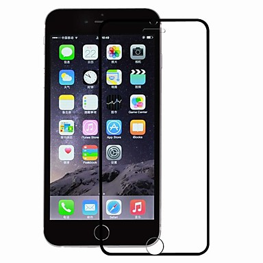zxd 0.26mm 5,5 tommers premium herdet glass skjermbeskytter for iPhone 6s pluss / 6 plusfull dekke protetive film