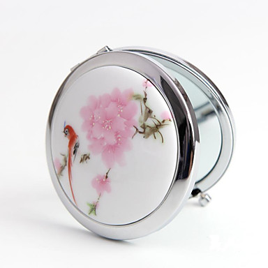 Casamento Aço Inoxidável Cerâmica Compactos Tema vintage - 1