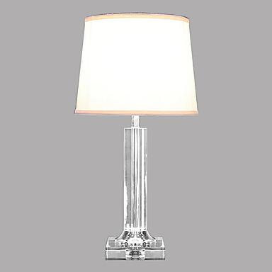 40 Traditionel/Klassisch Tischlampen , Feature für Kristall / Mehrfarbig , mit Verzinkt Benutzen An-/Aus-Schalter Schalter