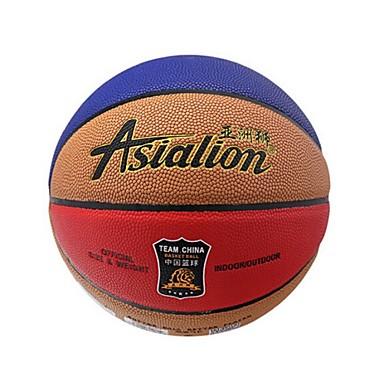 כדורסל כדור בסיס עמיד בפני שחיקה בבית / טבע / הצגה / אימון / ספורט פנאי PU ילדים