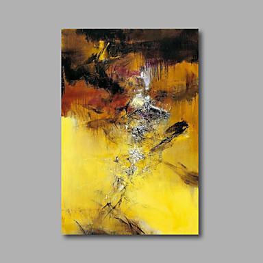 Handgemalte Abstrakt Ölgemälde,Modern Ein Panel Leinwand Hang-Ölgemälde For Haus Dekoration