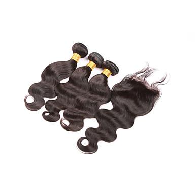 Perui haj Hullámos haj Emberi haj sző 4 darab 0.35