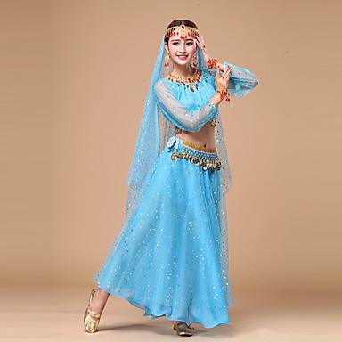 Devrions-nous tenues de danse du ventre Femmes 4 pièces de costumes de danse