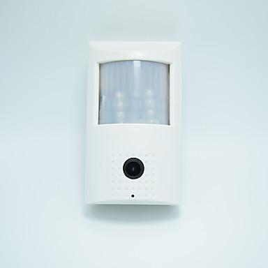 960p מצלמת ה- IP IR לחתוך 48pcs 940nm הובילה פיר גלאי תנועה בנוי מיקרופון