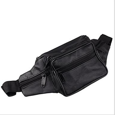Herrer PVC Formell Livvidde Bag Brun / Svart
