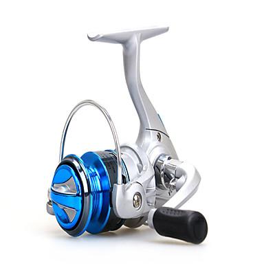 Spinne-hjul 5.2/1 12 Kulelager Byttbar Agn Kasting / Generelt fisking-6000 Yumoshi