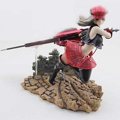 Anime Akciófigurák Ihlette God Eater Alice PVC 21 CM Modell játékok Doll Toy