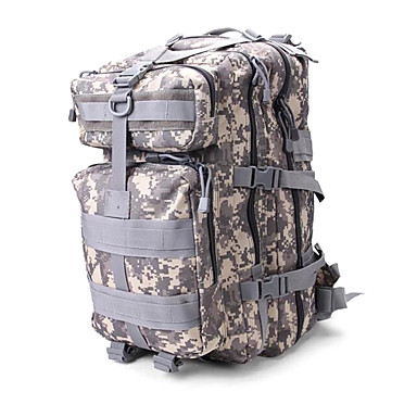 25 L mochila Pacotes de Mochilas Acampar e Caminhar Multifuncional Oxford