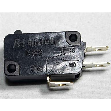 KW9 Mikroschalter Fahrschalter klein Basisschalter r Schaukel direkt vor Ort Fabrik Stange Typ Versorgung