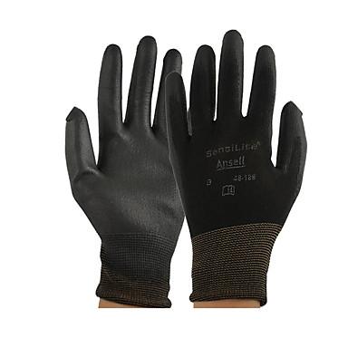 ansell® 92-600 gants en nitrile épais résistance à la perforation chimique des gants en caoutchouc 50 paires