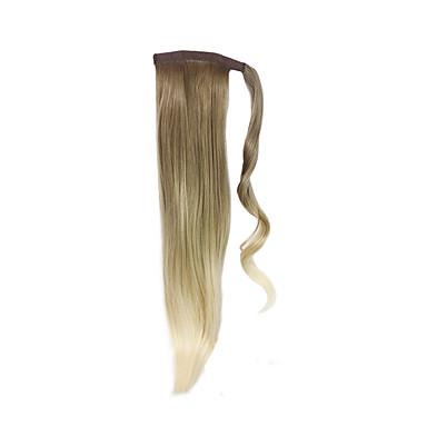 Extensions de cheveux humains Synthétique 105 18