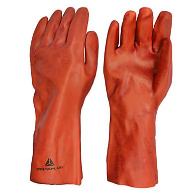 delta® usar luvas respiráveis edifício industrial pu palma revestidos luvas de malha luvas de trabalho