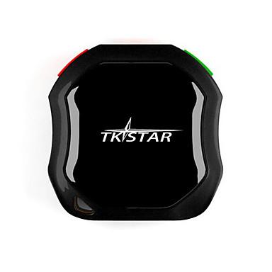 ultra pequeno carro rastreador magnético anti-roubo rastreador GSM dual-mode dispositivo de prevenção de perda de satélite