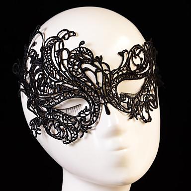 Krystall Spitze Stoff Tiaras Masken 1 Hochzeit Besondere Anlässe Party / Abend Kopfschmuck
