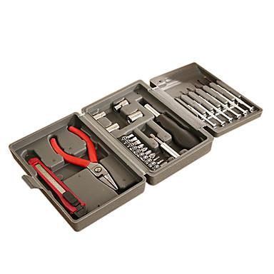 husholdning multifunksjonell verktøykasse hhardware kombinasjon verktøysett kasse torget verktøykasse