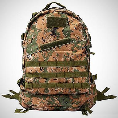 25 L Mochilas - Impermeable Al aire libre Oxford CP color, camuflaje selva, Desierto digital