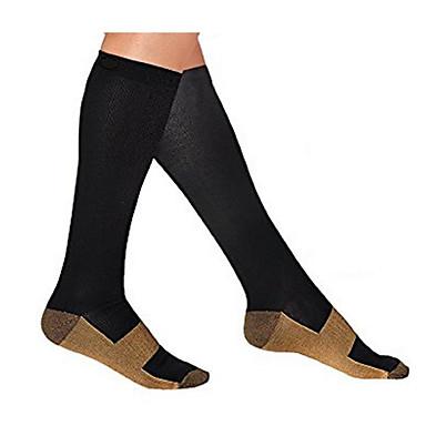 Knielange Socken Unisex Videokompression für Übung & Fitness Rennsport Laufen