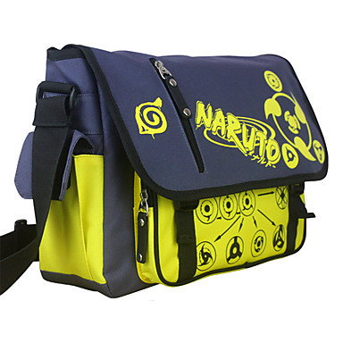 Tasche Inspiriert von Naruto Cosplay Anime Cosplay Accessoires Tasche Nylon Herrn / Damen