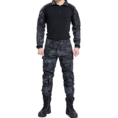 Esportivo Unissexo Esporte Blusas / Fundos / Camisa / Suit Compression / Meia-calça / Camiseta / CalçasRespirável / Secagem Rápida /