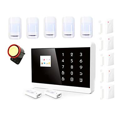 433 MHz SMS / Telefon 433 MHz GSM / TELEFON Tanítható kód