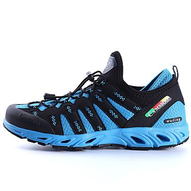 Camssoo® נעלי הרים בגדי ריקוד גברים לביש רשת נושמת צעידה