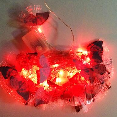 NO 7 M 30 LED Diode Rot / Blau / Grün Wasserdicht 5 W Leuchtgirlanden AC100-240 V